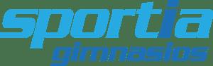 Logo SportiaGimnasios azul